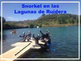 Buceo o Snorkel interpretativo en las Lagunas de Ruidera