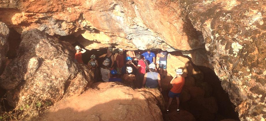 Lagunas de ruidera y cueva de montesinos