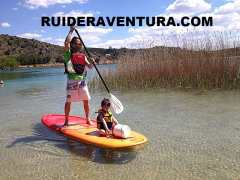 Lagunas de Ruidera Paddle surf