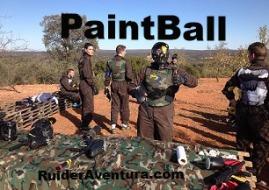 PaintBall en las Lagunas de Ruidera