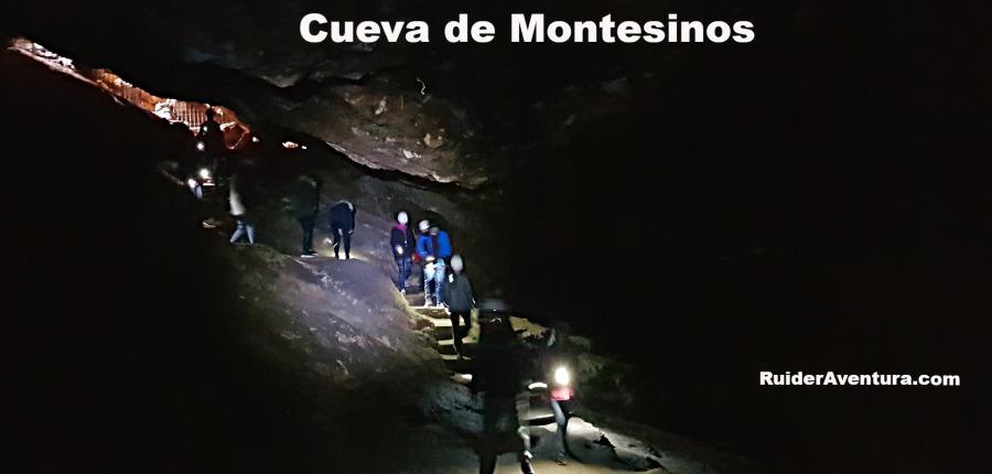 Excursión Cueva de Montesinos Ruideraventura