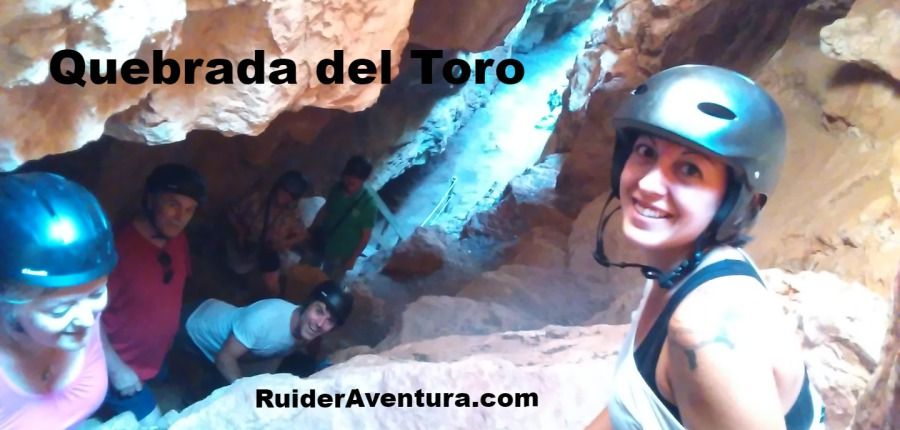 Excursión Quebrada del Toro Ruideraventura