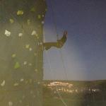 scalada en las Lagunas de Ruidera