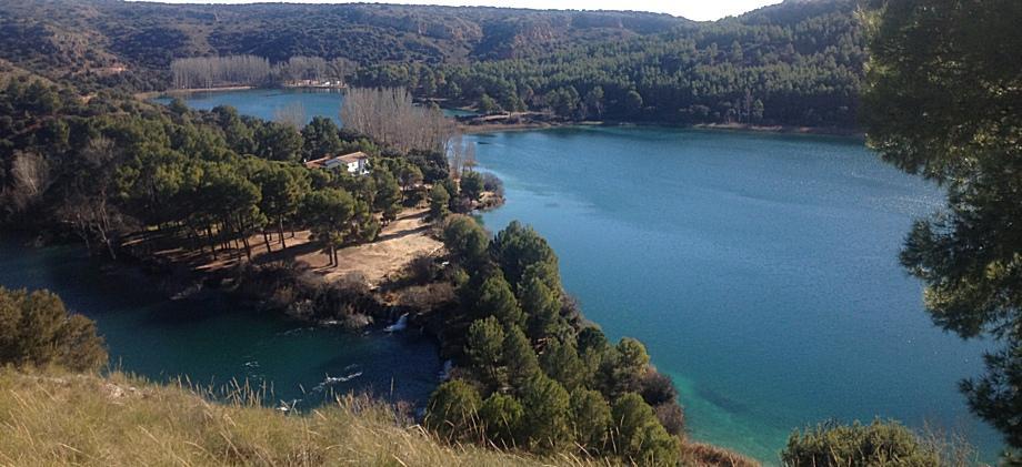 vista panoramica Lagunas de Ruidera