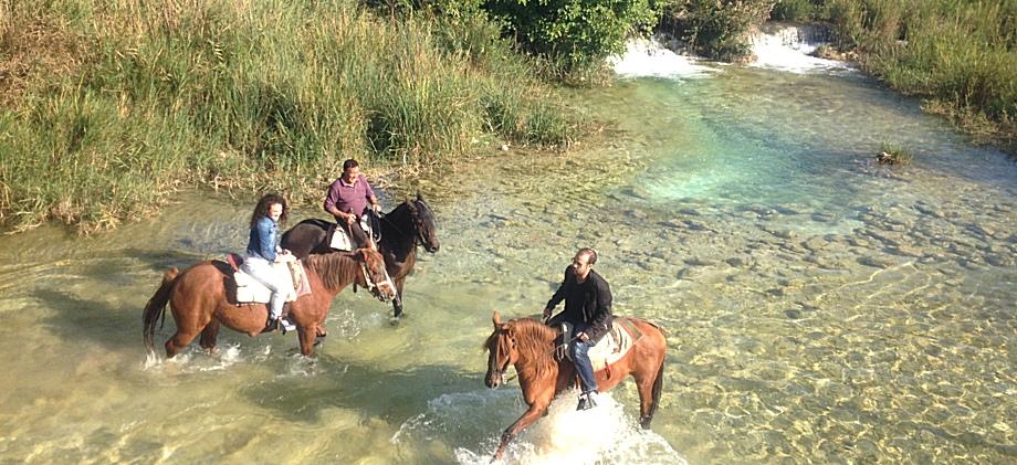 Rutas a Caballo en las Lagunas de Ruidera