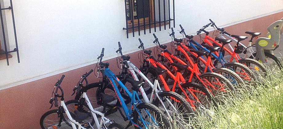 Alquiler de Bicicletas en las lagunas de ruidera