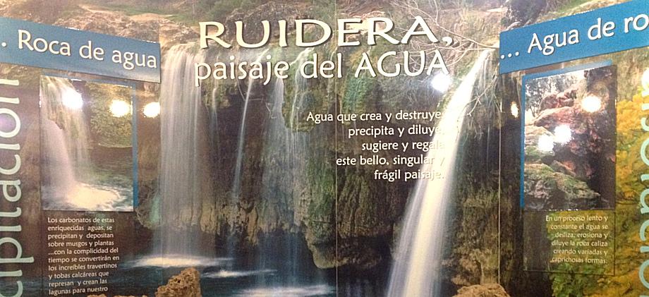 Informacion Parque Natural Lagunas de Ruidera